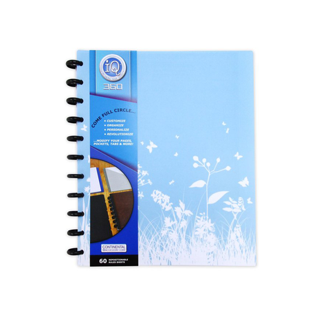PP Large  Printed Notebook