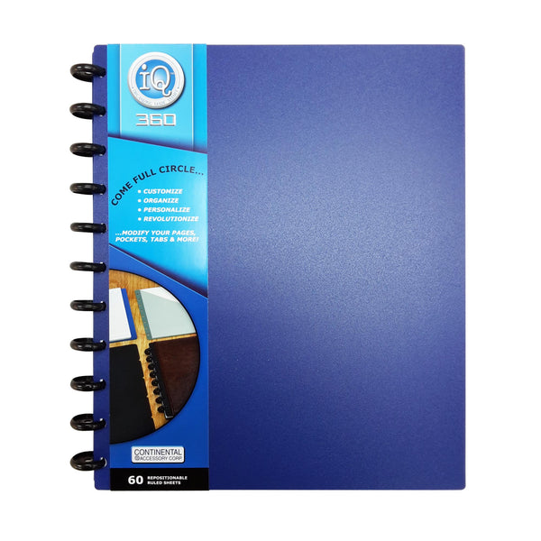 PP Large Solid Notebook