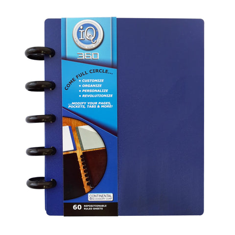 PP Small Solid Notebook