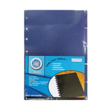 Poly Tab Dividers - Medium
