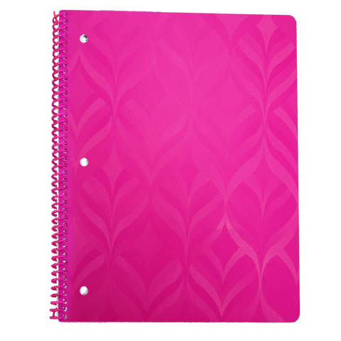 Groovy 1 Subject Notebook
