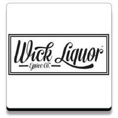 wick and liquor button