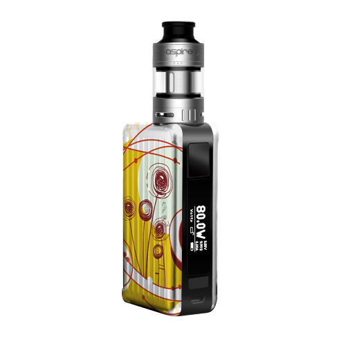 Aspire : Puxos Kit with NEW CLEITO PRO TANK