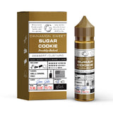 Glas Basix 50ml Short Fill: Sugar Cookie. Premium American E-Liquid