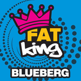 Fat King: BlueBerg - 50ml Short Fill
