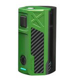 Tesla Invader 2/3 Box Mod green