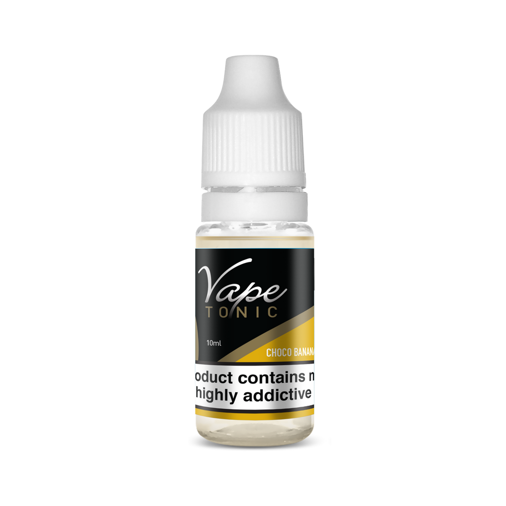 Vape Tonic - Choco Banana - 10ml