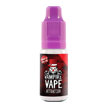 Vampire Vape: Attraction - 10ml