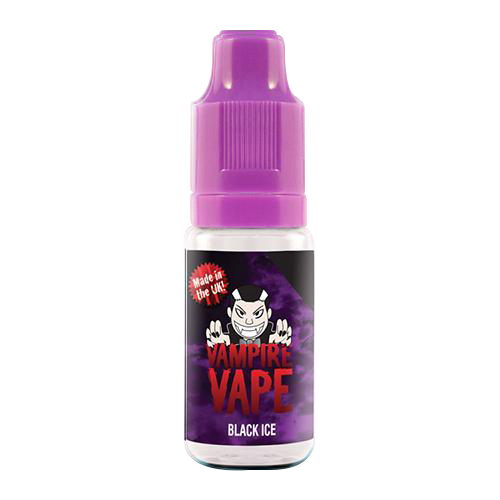 Vampire Vape: Black Ice - 10ml