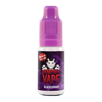 Vampire Vape: Blackcurrant - 10ml