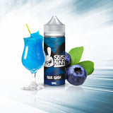 Slush Bunny 100ml Shortfill: Blue Slush