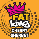 Fat King: Cherry Sherbet - 50ml Short Fill