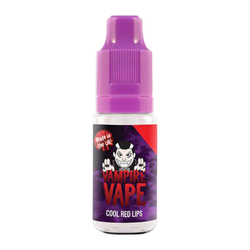 Vampire Vape: Cool Red Lips - 10ml