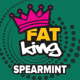 Fat King: Spearmint - 50ml Shortfill