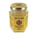 Art of CBD - Full Spectrum Infused Honey