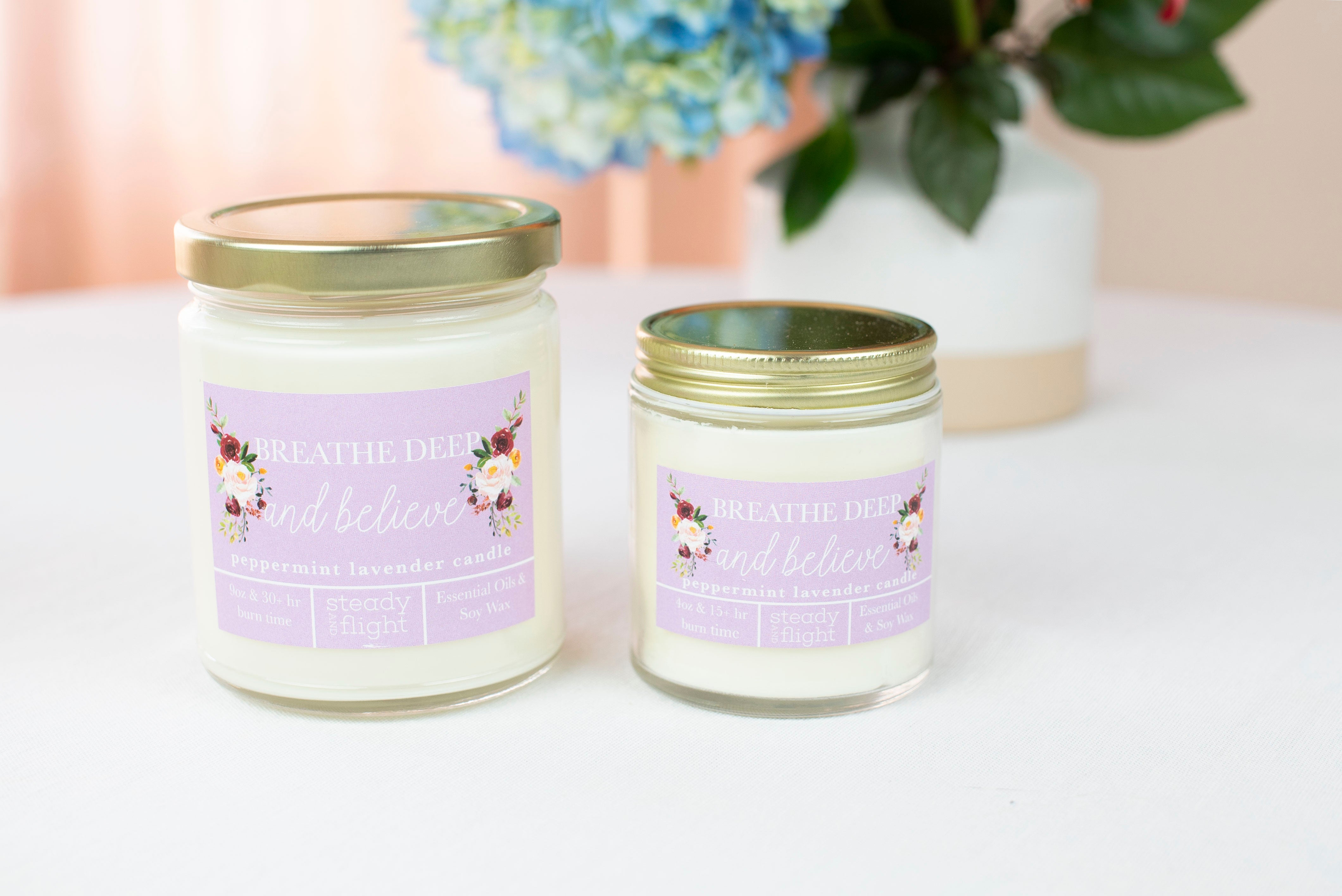 Candle Subscription Box 3 Month Gift
