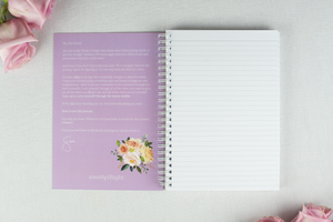 Begin Journal & This Week Notepad bundle