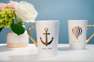 Blemished Friendship Mugs