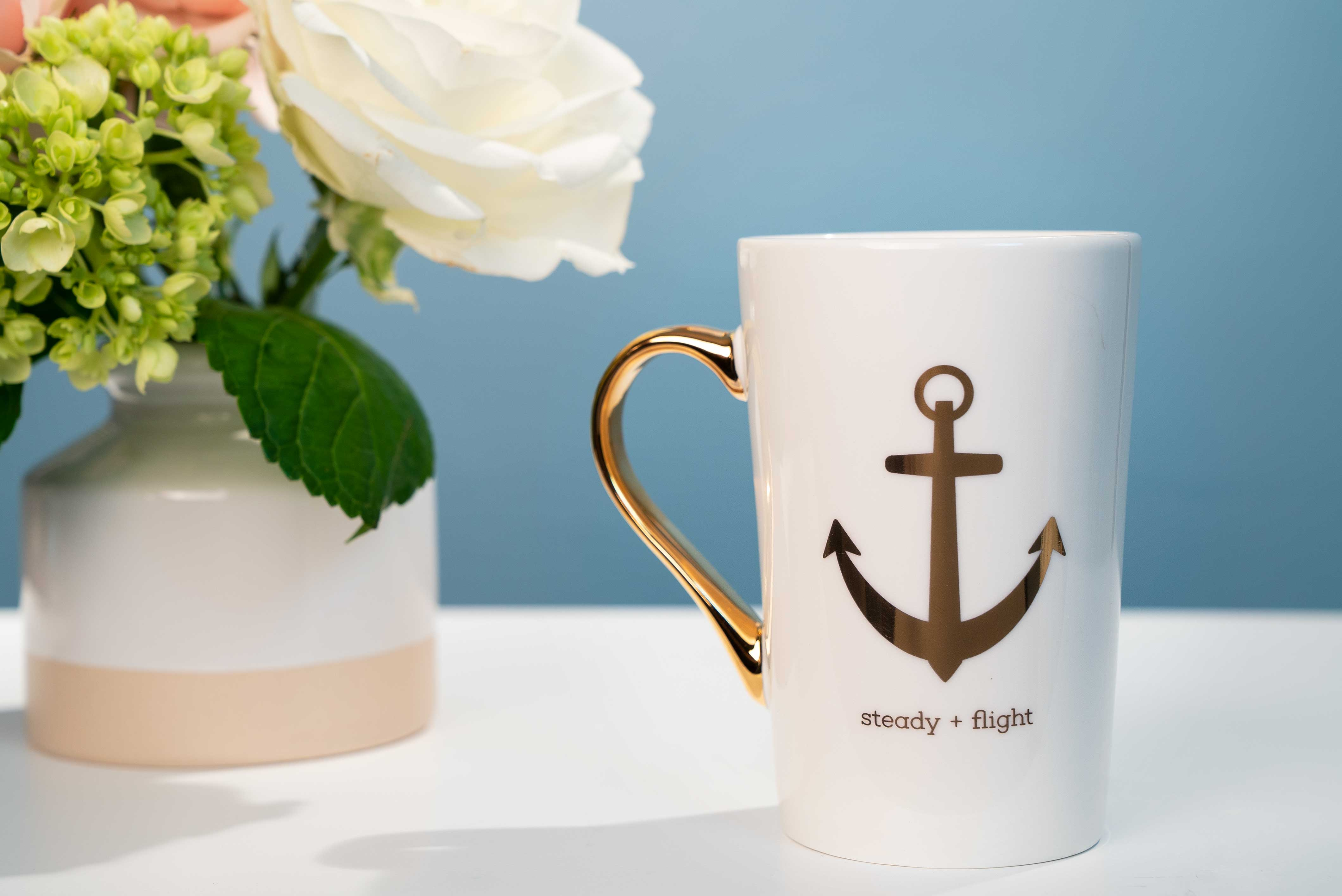 Anchor Friendship Mug