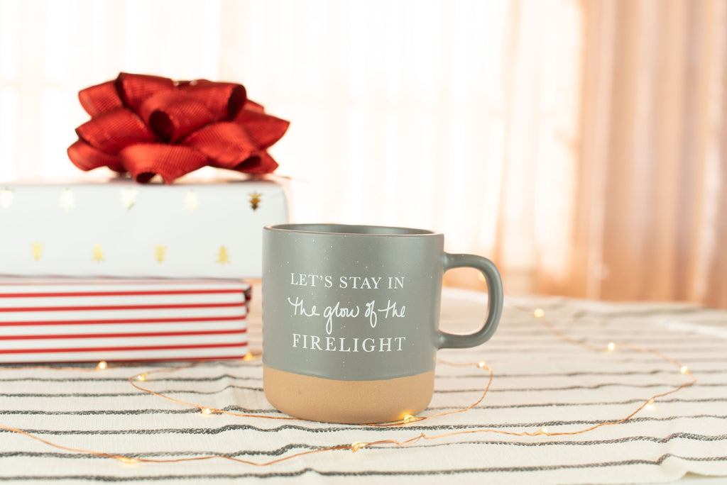 Blemished Firelight Mug