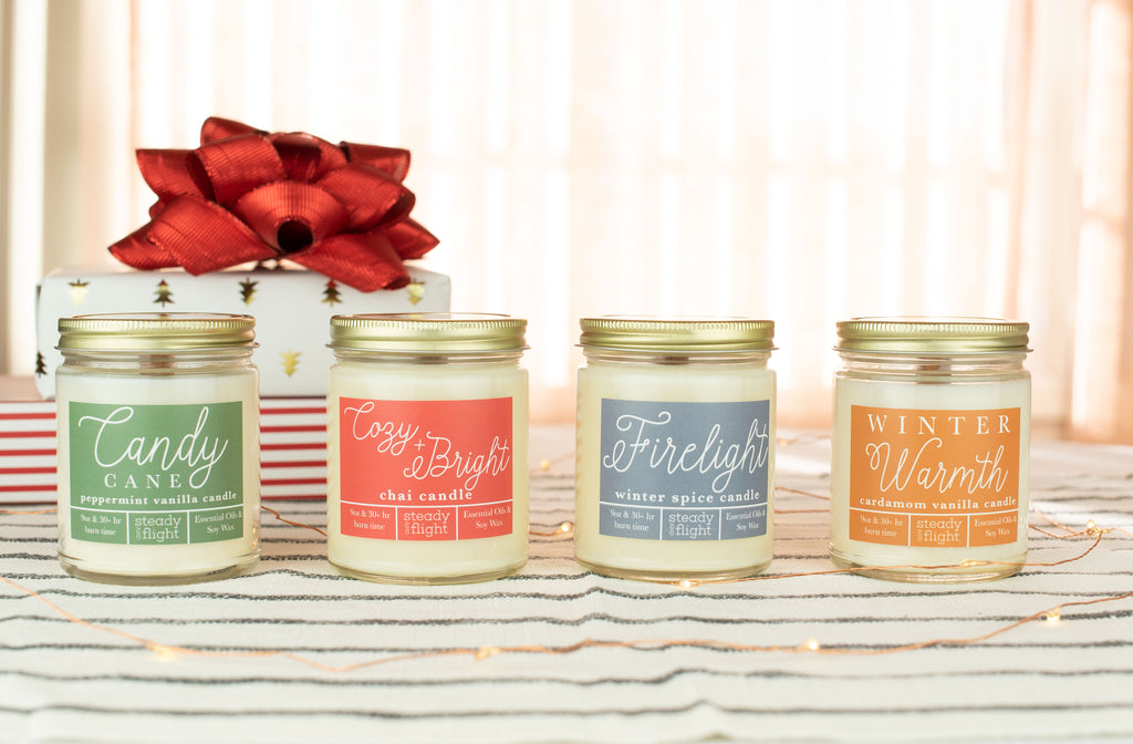 Candle Gift Subscription Box - 1 year