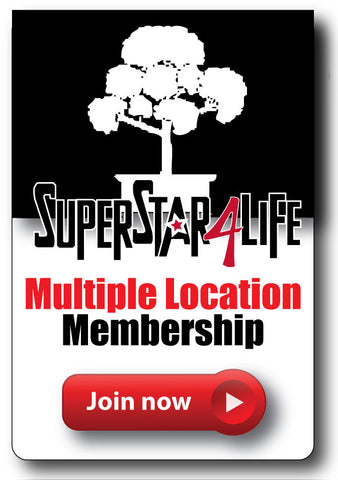 SuperStar4Life Multi-School Membership