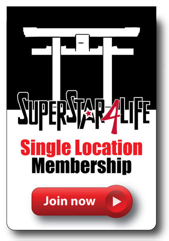 SuperStar4Life Single School Membership