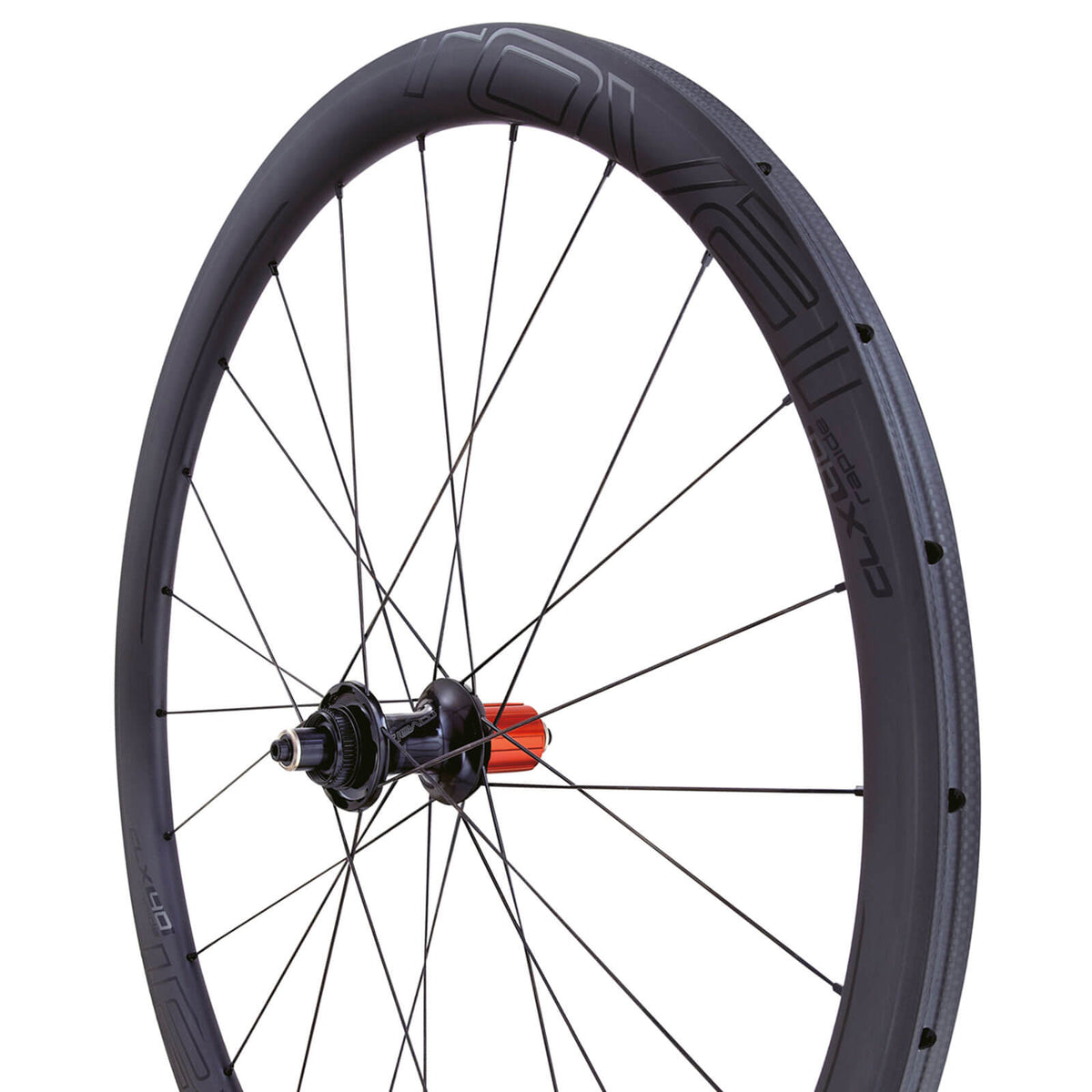 CLX 40 Tubular rear wheel