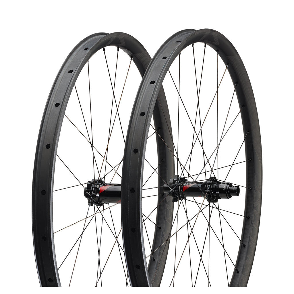 2018 Traverse SL Fattie wheelset