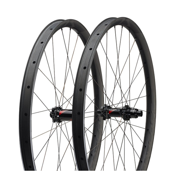 2018 Traverse SL wheelset