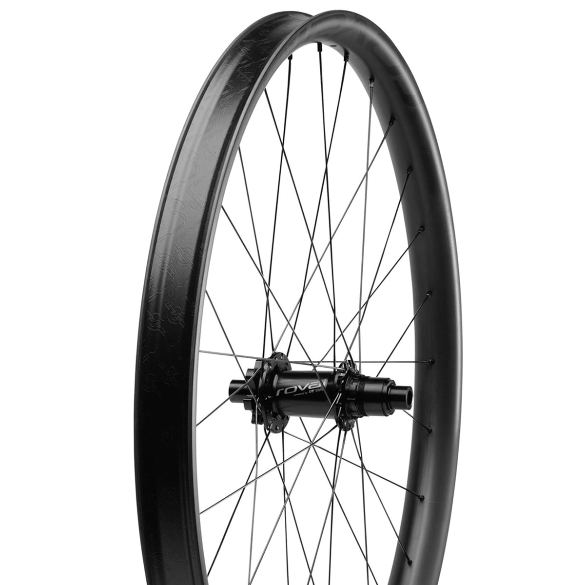 Traverse SL 38 rear wheel