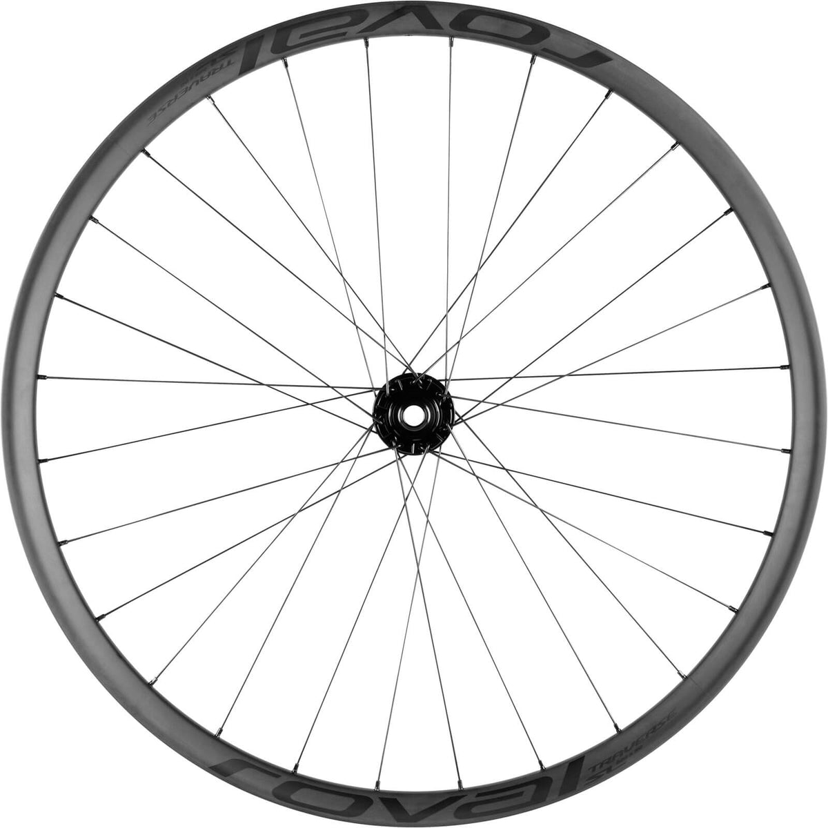 Traverse SL front wheel