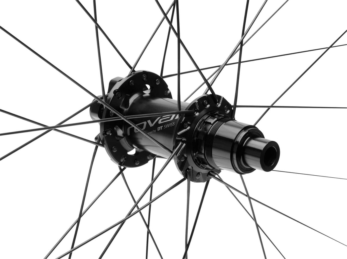 Traverse SL rear hub
