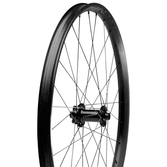Traverse front wheel