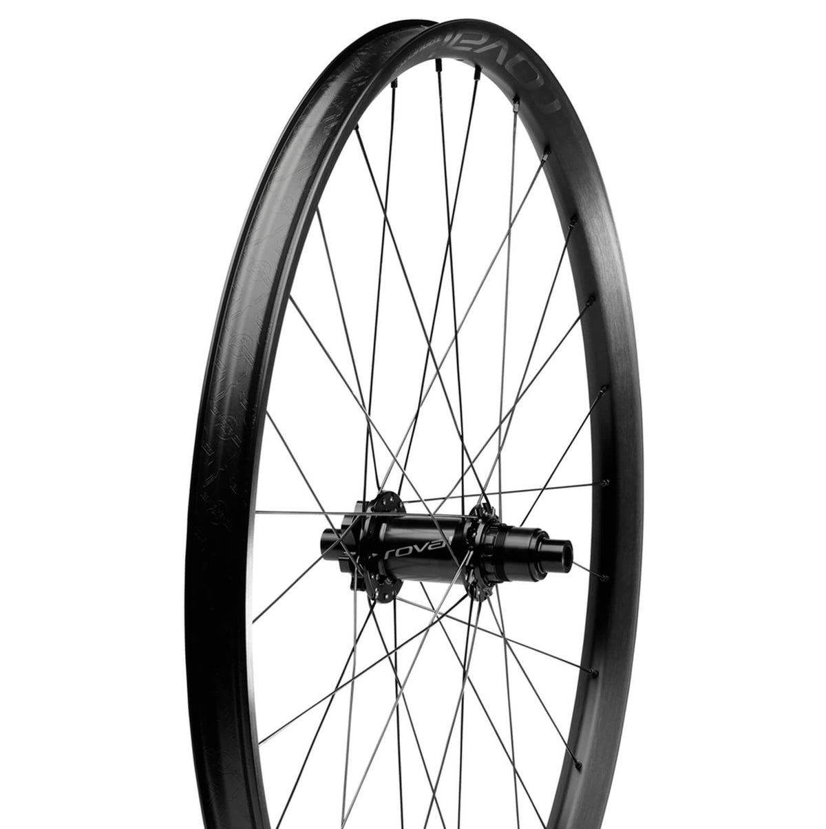 Traverse rear wheel