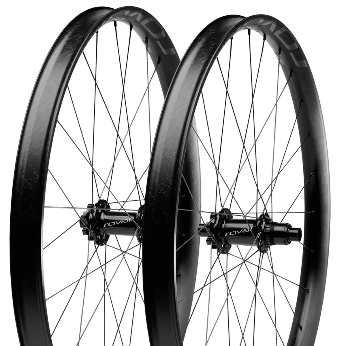 Traverse 38 wheelset