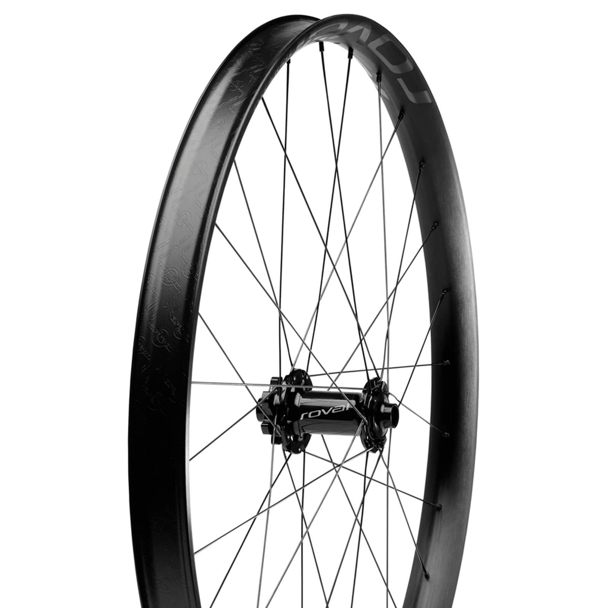 Traverse 38 front wheel