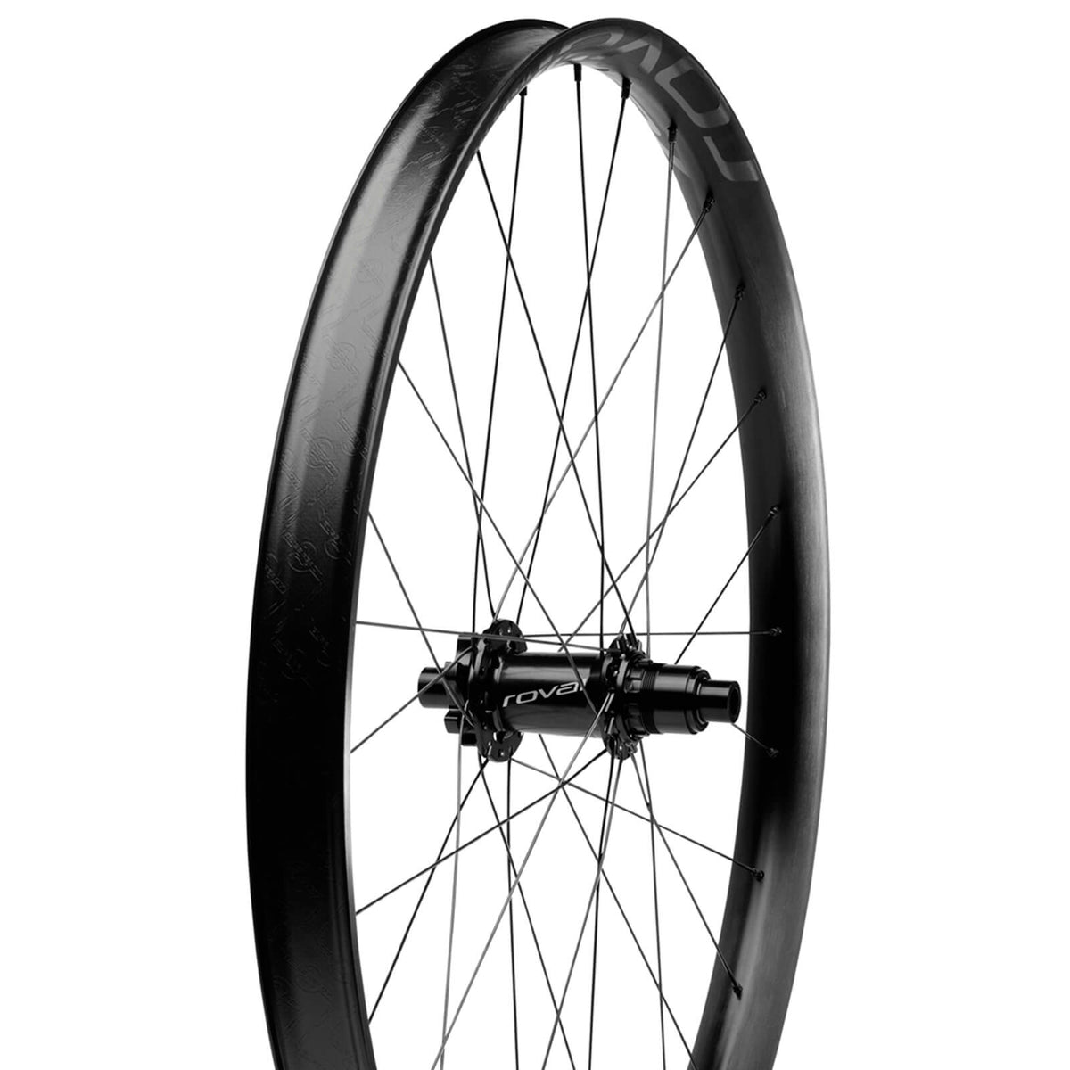 Traverse 38 rear wheel