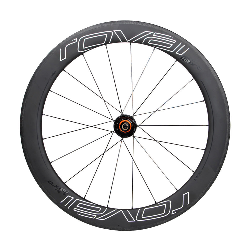 Team CLX 64 rear wheel