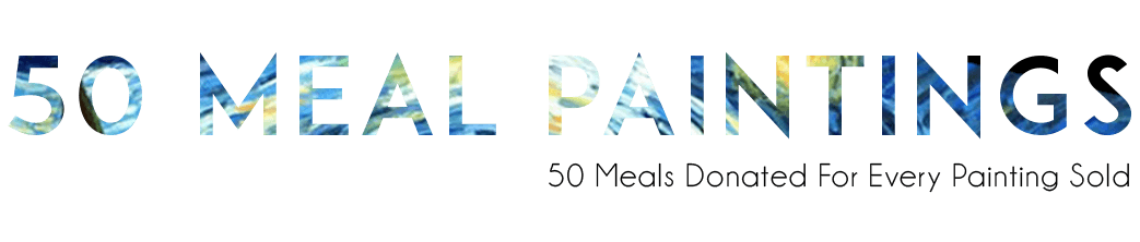 50 Meal Paintings