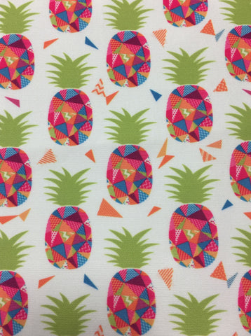 Patchwork pineapple