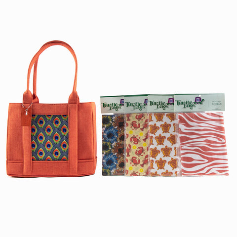 Goldfish Tote Bundle