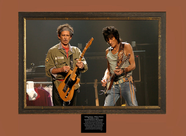 Rolling Stones Live at the Wiltern in Los Angeles