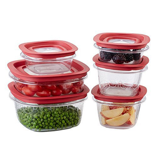 Rubbermaid Premier Food Storage Container With Tritan