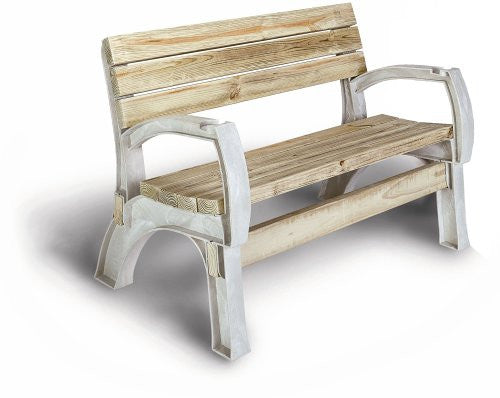 Hopkins 90134 2x4basics AnySize Chair or Bench Ends, Sand