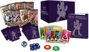 Pokemon XY8 Breakthrough ELITE TRAINER Box Mega Mewtwo X Sealed