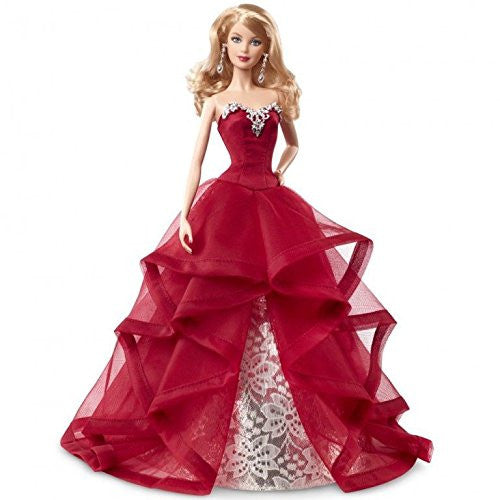 Barbie Collector 2015 Holiday Caucasian Doll