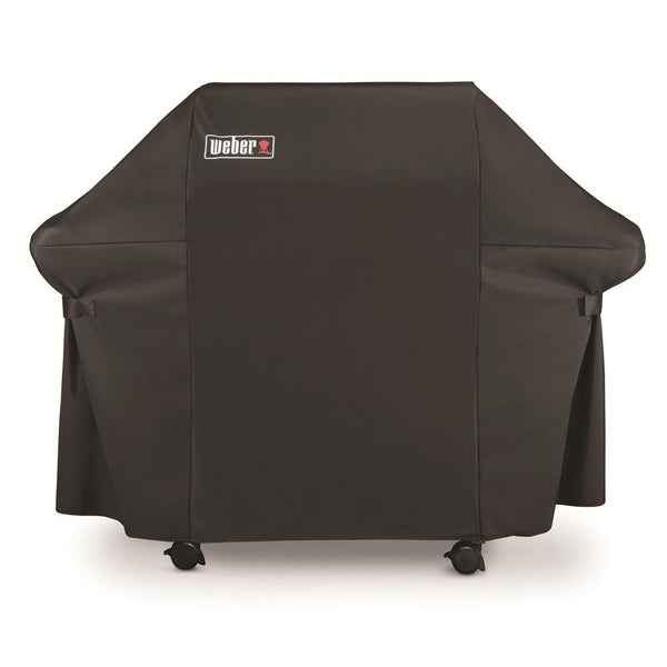 Weber 7107 Grill Cover with Storage Bag for Genesis Gas Grills