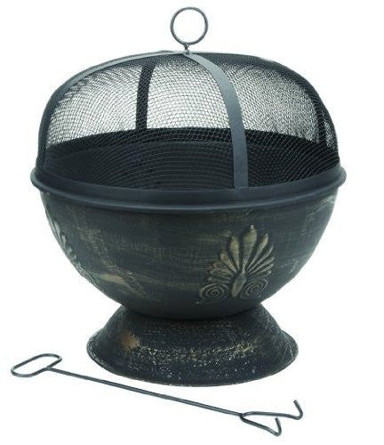 Deckmate Acanthus Outdoor  Fire Bowl  Model 30042