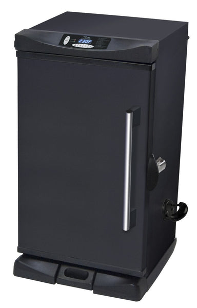 Masterbuilt 20070213 30-Inch Black Electric Digital Smoker, Front Controller (Discontinued by Manufacturer)